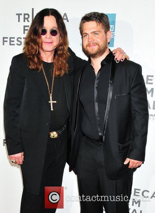 Ozzy Osbourne and Jack Osbourne 12