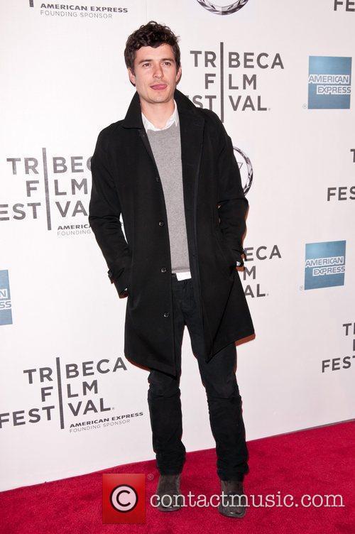 Orlando Bloom 2011 Tribeca Film Festival premiere of...