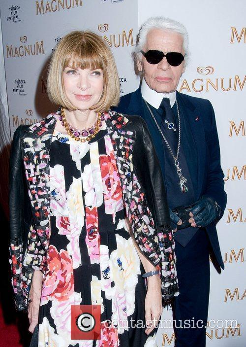 Anna Wintour and Karl Lagerfeld 5