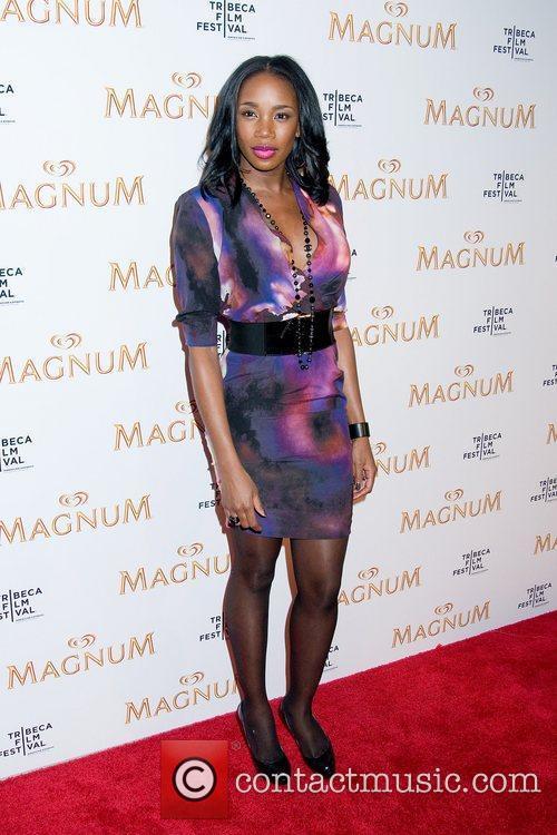 2011 Tribeca Film Festival debut of Karl Lagerfeld...