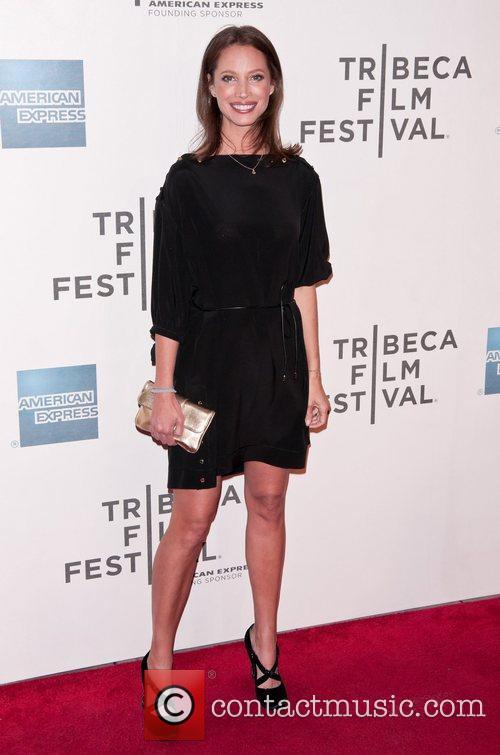 Christy Turlington Burns 2011 Tribeca Film Festival Premiere...