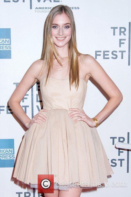 Caitlin Fitzgerald 2011 Tribeca Film Festival Premiere of...
