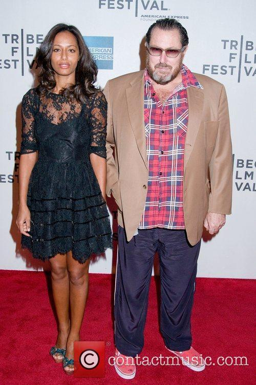 2011 Tribeca Film Festival Premiere of 'Newlyweds' at...