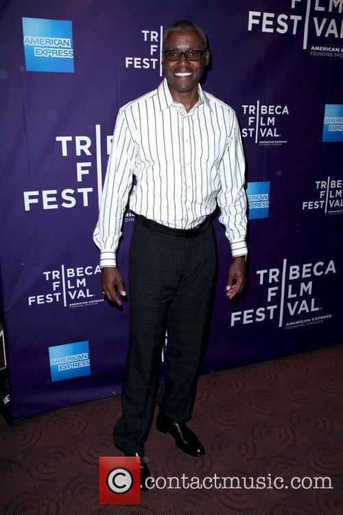 Carl Lewis 2011 Tribeca Film Festival - One...