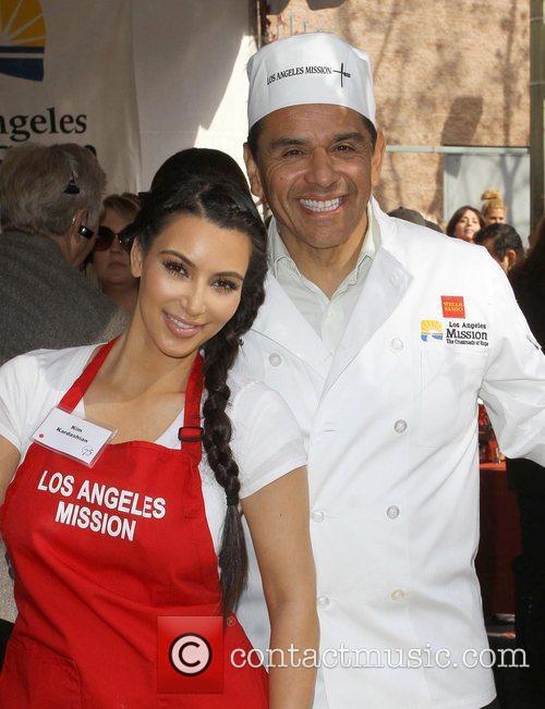 Kim Kardashian, Antonio Villaraigosa