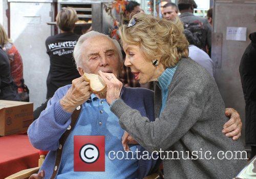 Kirk Douglas and Anne Douglas 6