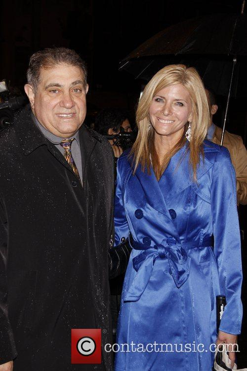 Dan Lauria Opening night of the Broadway production...