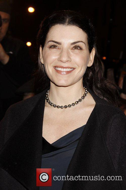 Julianna Margulies  Opening night of the Broadway...