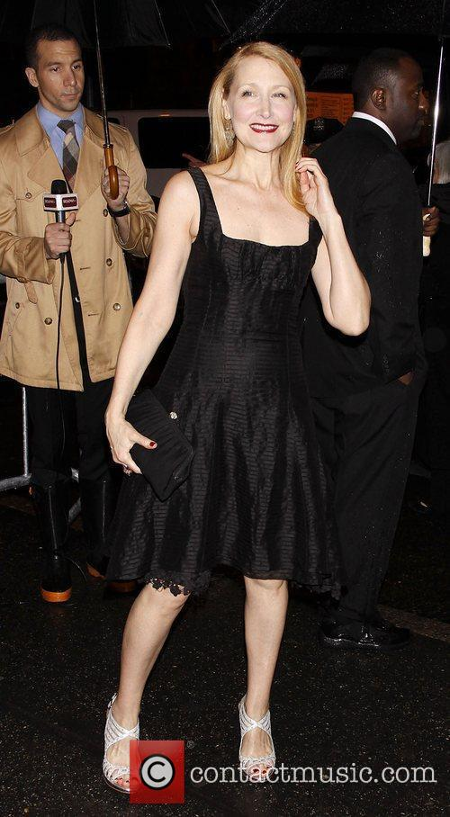Patricia Clarkson  Opening night of the Broadway...