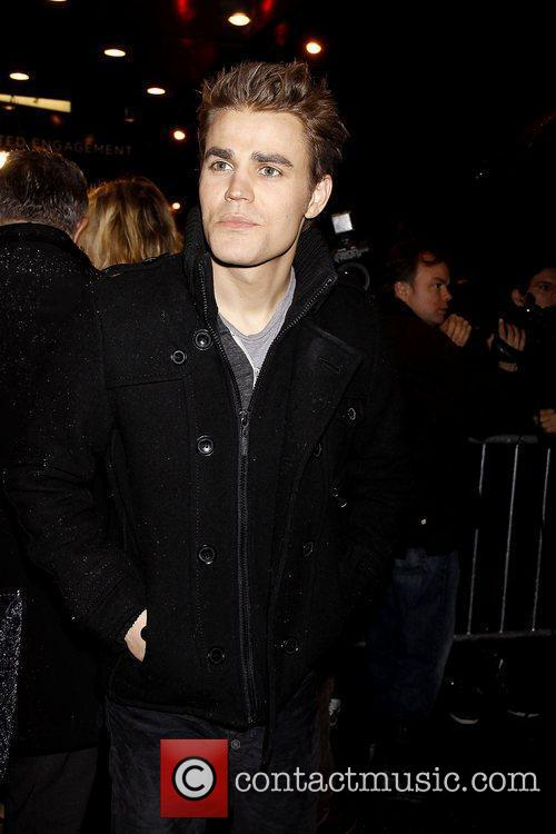 Paul Wesley  Opening night of the Broadway...