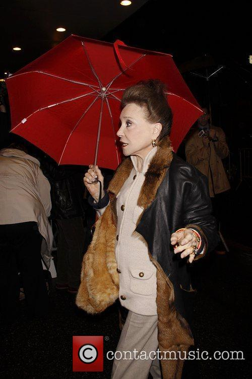 Cindy Adams  Opening night of the Broadway...