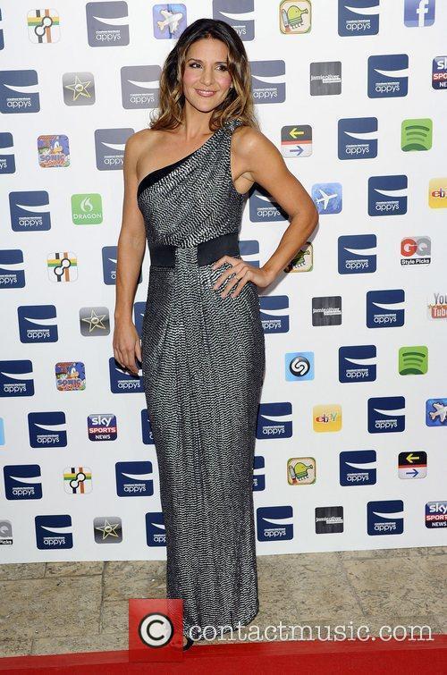 Amanda Byram at the Carphone Warehouse Appys Awards...