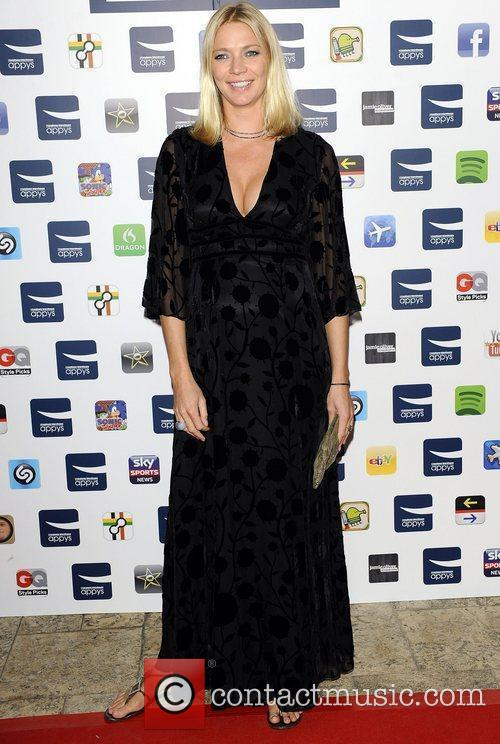 Jodie Kidd at the Carphone Warehouse Appys Awards...