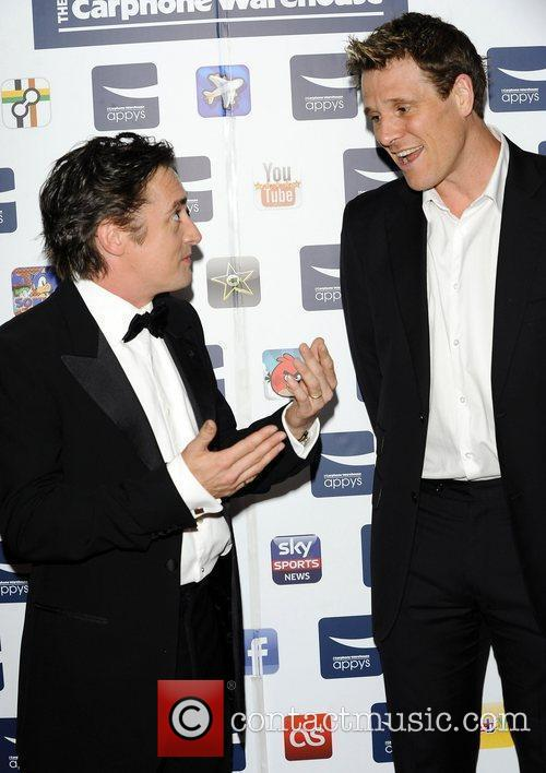 Richard Hammond and James Cracknell 4