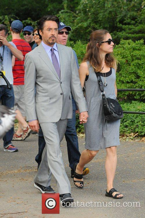 Robert Downey Jr and Susan Levin 9