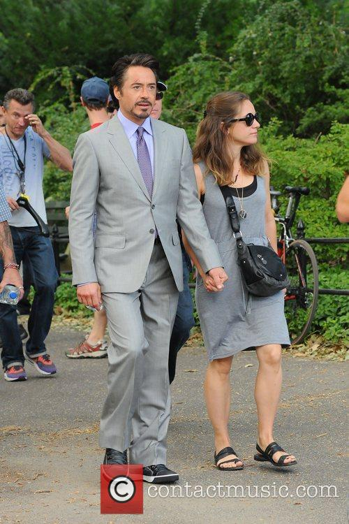 Robert Downey Jr and Susan Levin 11