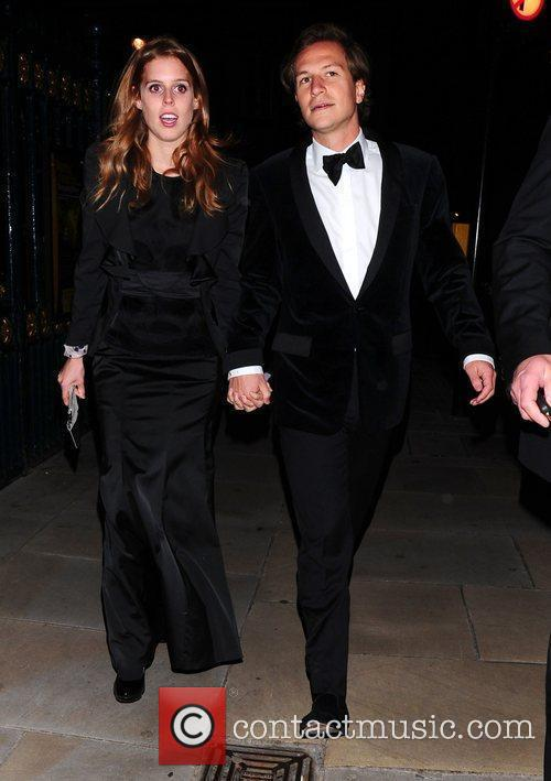 Princess Beatrice and Dave Clark 2