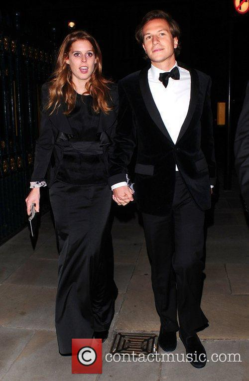 Princess Beatrice and Dave Clark 1