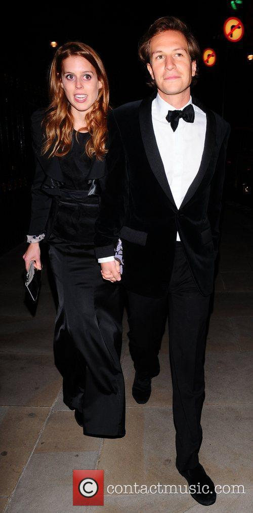 Princess Beatrice and Dave Clark 3
