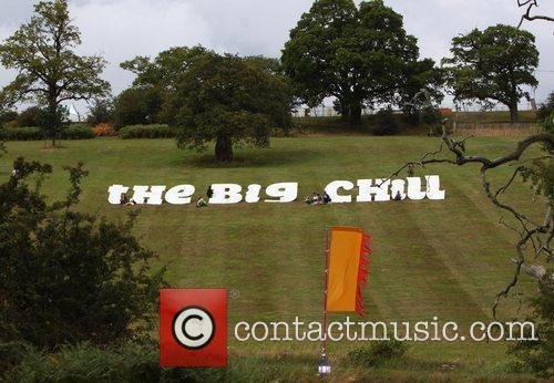 The Big Chill Festival at Eastnor Castle Deer...