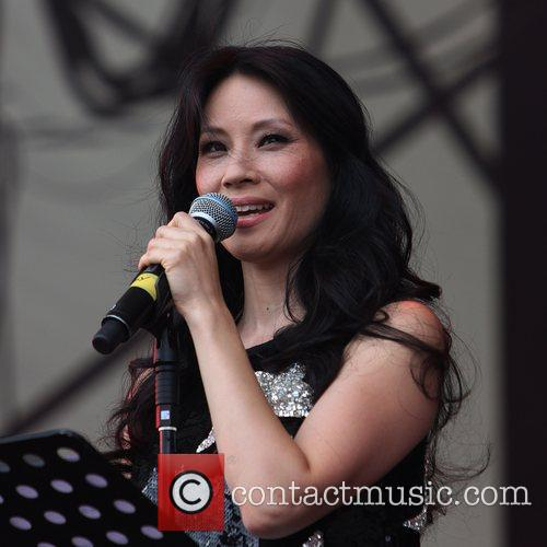 Lucy Liu and The Bullitts 1
