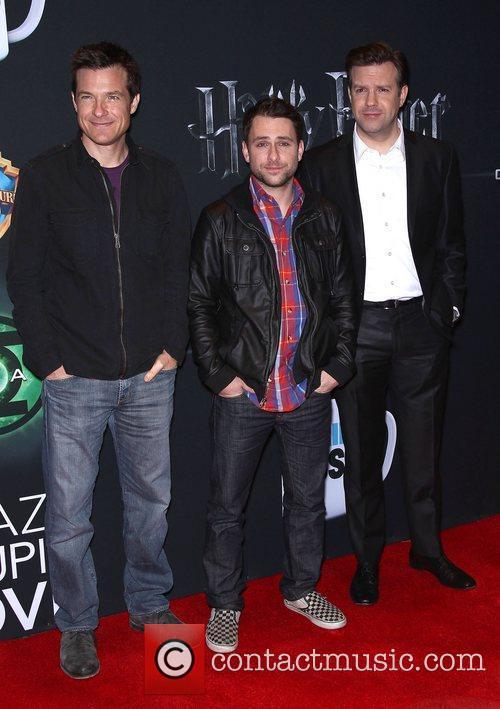 Jason Bateman, Charlie Day and Jason Sudeikis Warner...