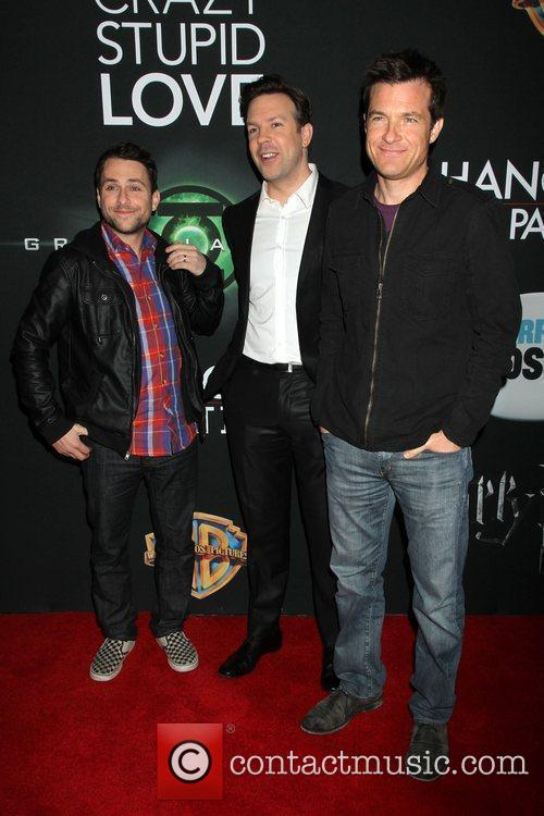 Charlie Day, Jason Bateman and Jason Sudeikis 3