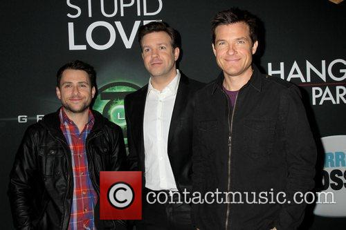 Charlie Day, Jason Bateman and Jason Sudeikis 4