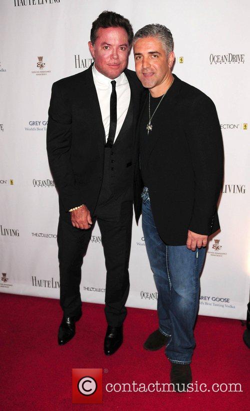 Shareef Malnik and David Siguaw The Blacks Annual...