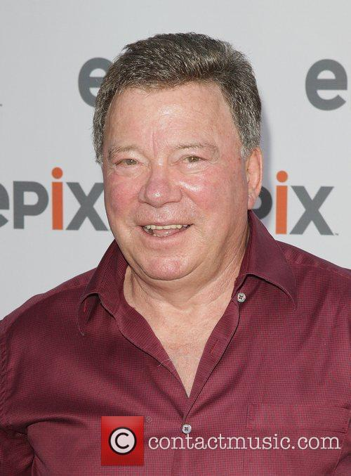 William Shatner EPIX free outdoor screening of 'The...