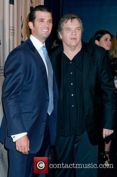 Donald Trump Jr and Meatloaf 5