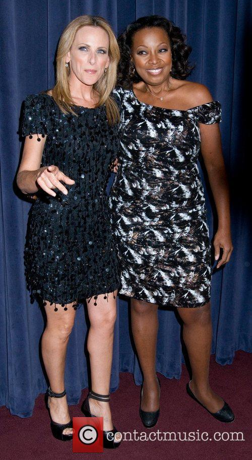 Marlee Matlin and Star Jones Reynolds 1