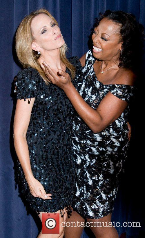 Marlee Matlin and Star Jones Reynolds 4