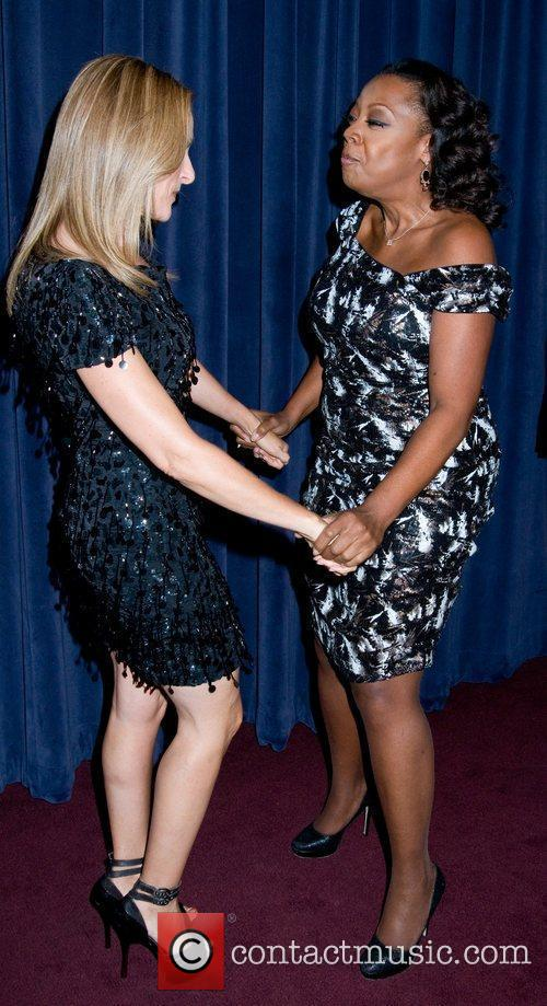Marlee Matlin and Star Jones Reynolds 6