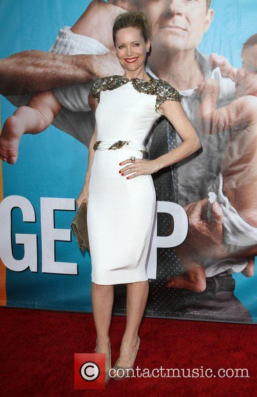 The Change-Up Los Angeles Premiere held at The...