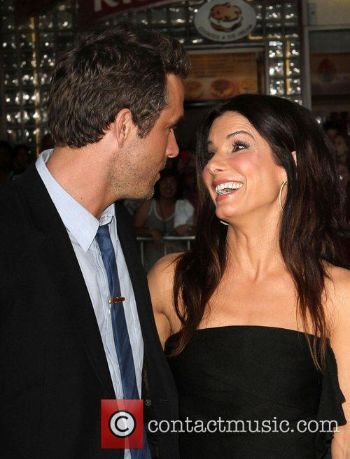 Ryan Reynolds and Sandra Bullock 1