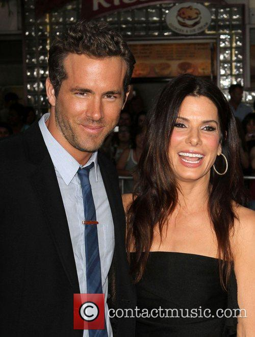 Ryan Reynolds and Sandra Bullock 3