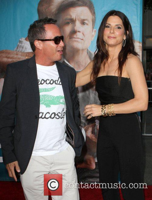 Sandra Bullock and Jonathon Komack Martin 10