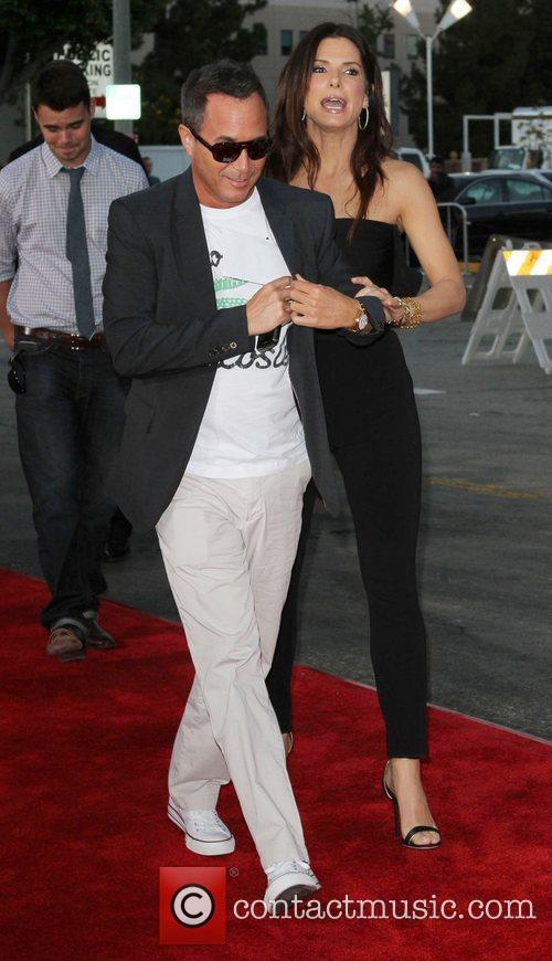 Sandra Bullock and Jonathon Komack Martin 5