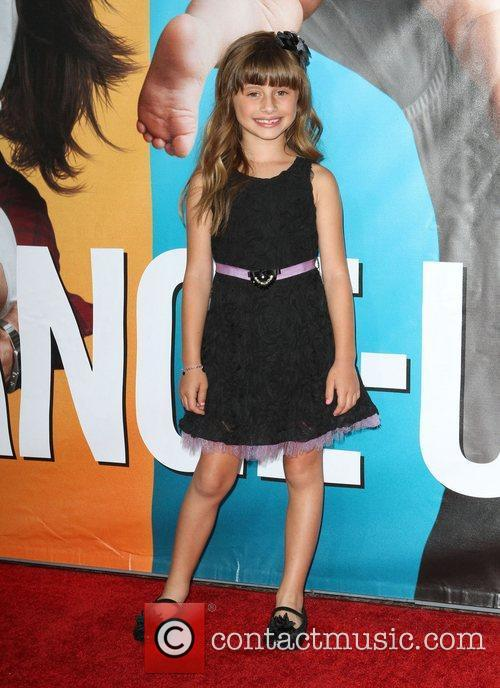 Sidney Rouviere The Change-Up Los Angeles Premiere held...