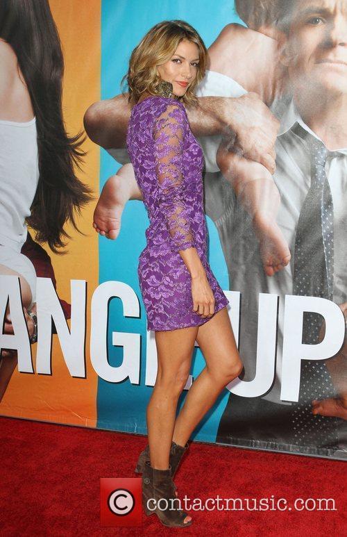 Dawn Olivieri  The Change-Up Los Angeles Premiere...