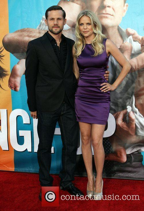 Mircea Monroe and Guest The Change-Up Los Angeles...