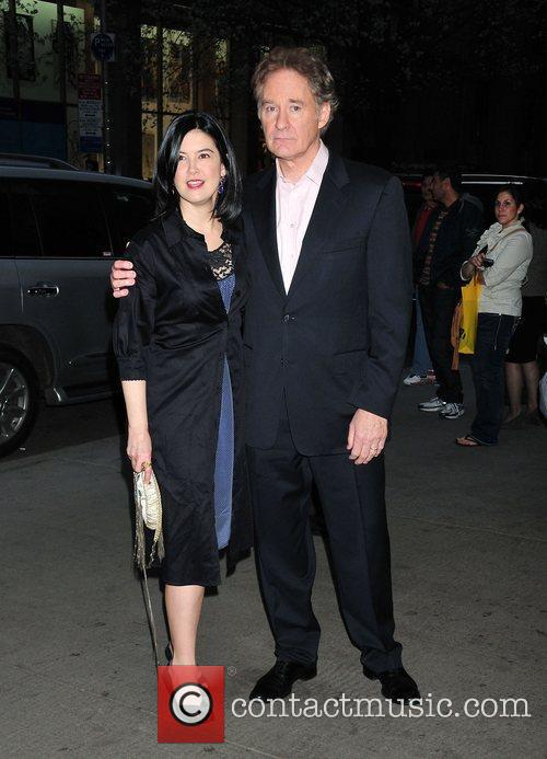 at the New York Premiere of 'The Conspirator'...