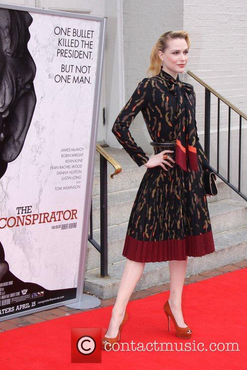 Evan Rachel Wood World Premiere of the The...