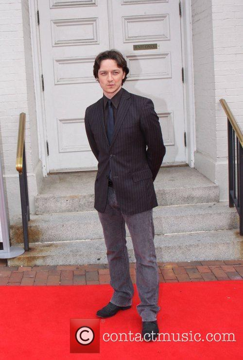 James McAvoy World Premiere of the The Conspirator...