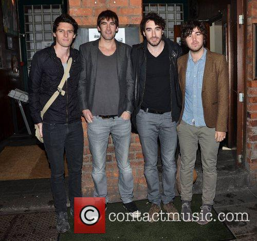 The Coronas launch their new album, 'Closer To...