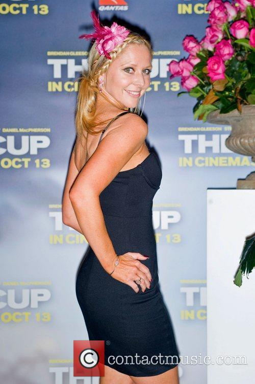 The premiere of 'The Cup' held at Event...