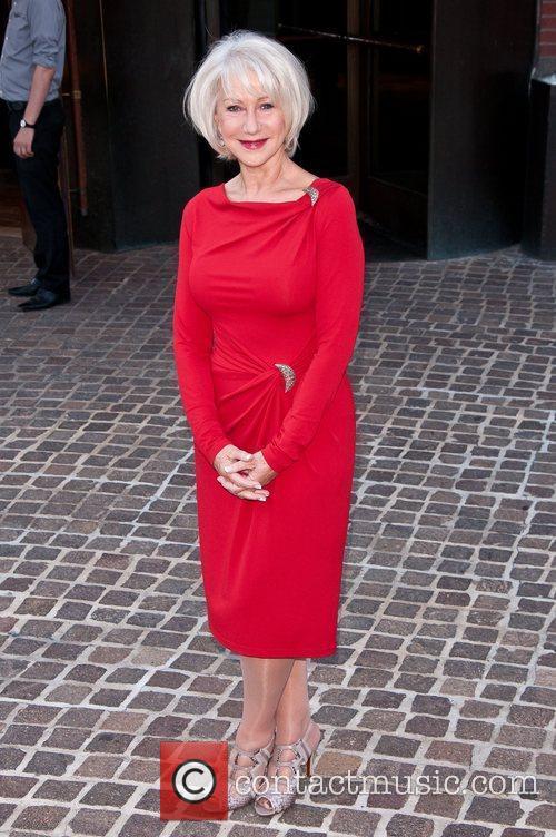 Helen Mirren special screening of 'The Debt' held...