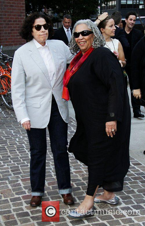 Toni Morrison and Fran Lebowitz special screening of...