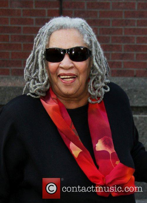 Toni Morrison special screening of 'The Debt' held...